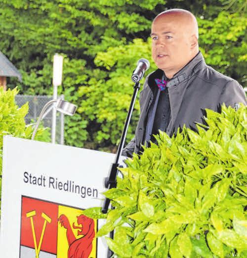 Bürgermeister Marcus Schafft.