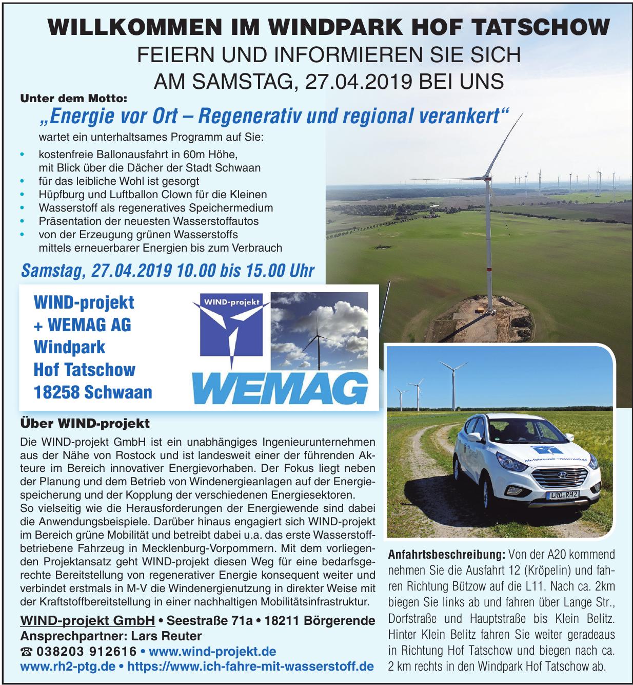 WIND-projekt GmbH