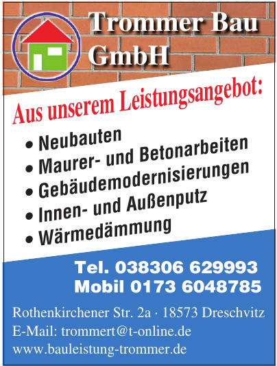 Trommer Bau GmbH