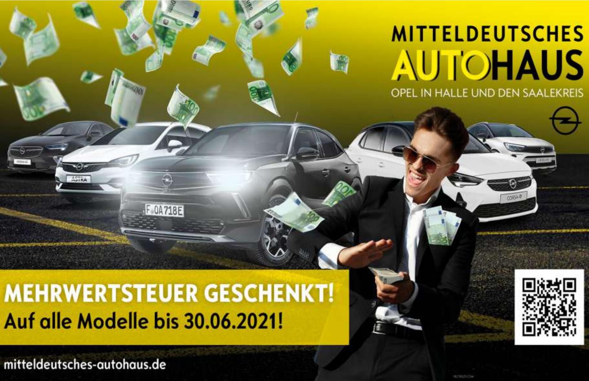 Mitteldeutsches Autohas