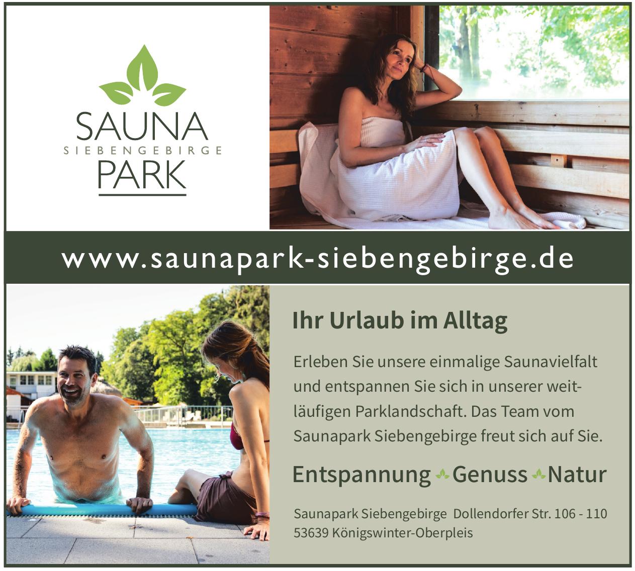 Saunapark Siebengebirge