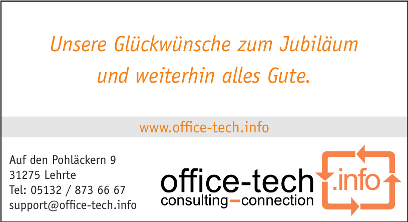 Office-Tech Consulting – Connection