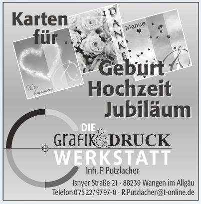 Inh. Petra Putzlacher - Die Grafik Druck Werkstatt