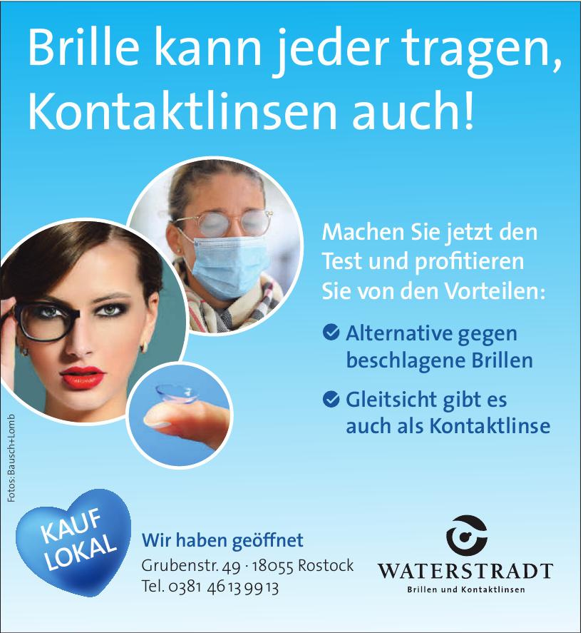 Waterstradt - Brillen und Kontaktlinsen