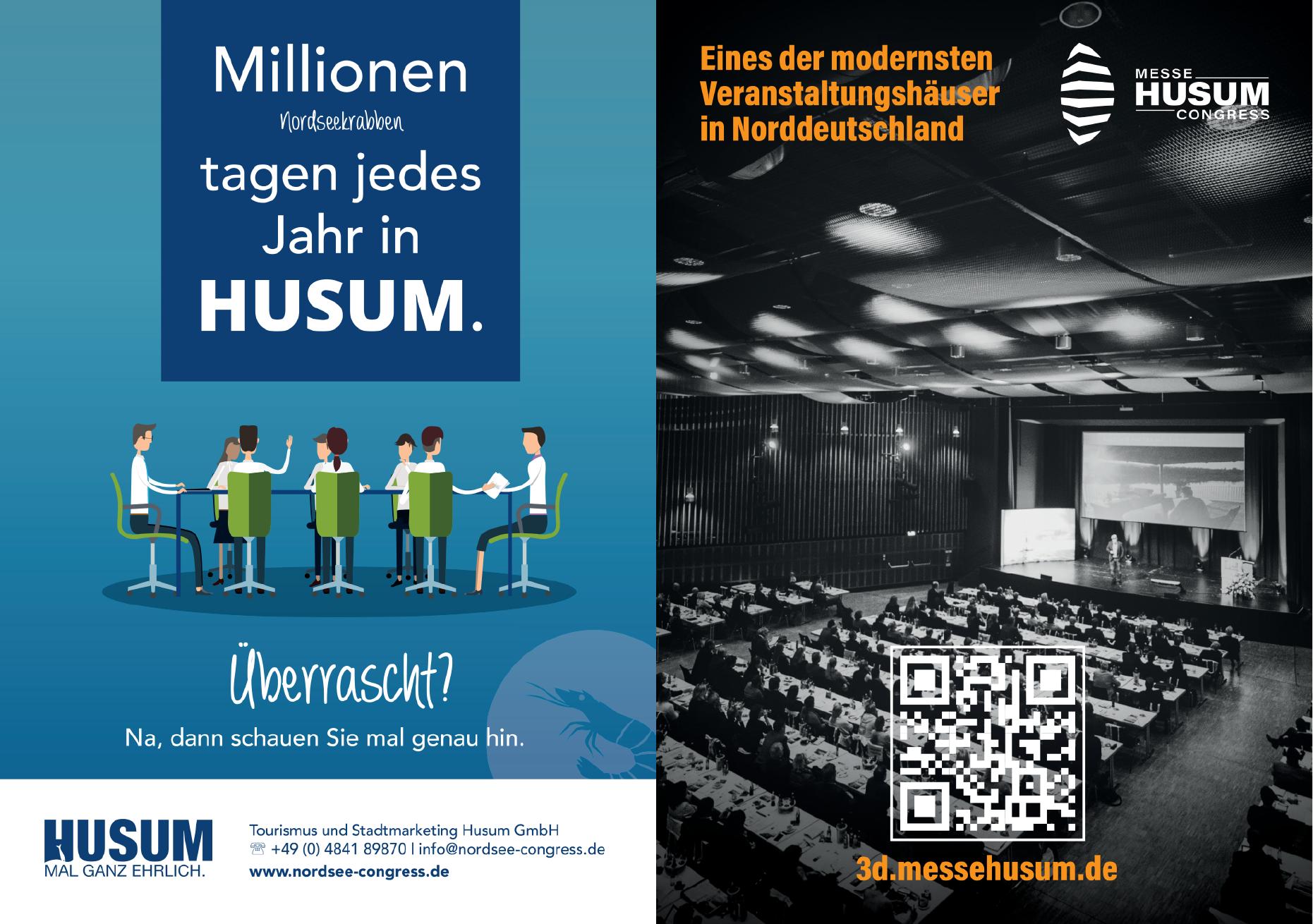 Tourismus und Stadtmarketing Husum GmbH