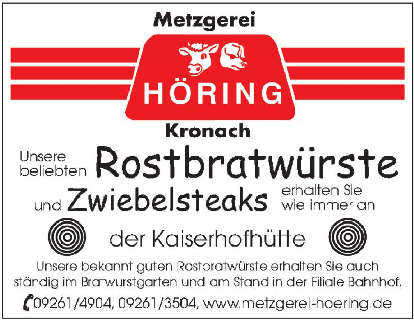 Metzgerei Höring