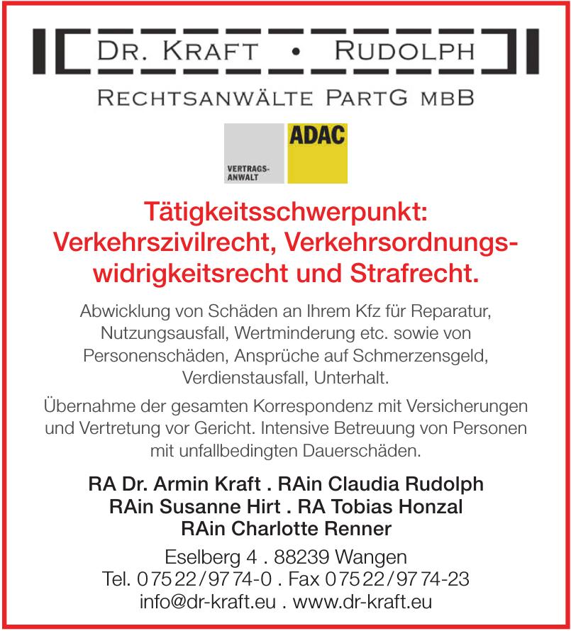 Dr. Kraft & Rudolph