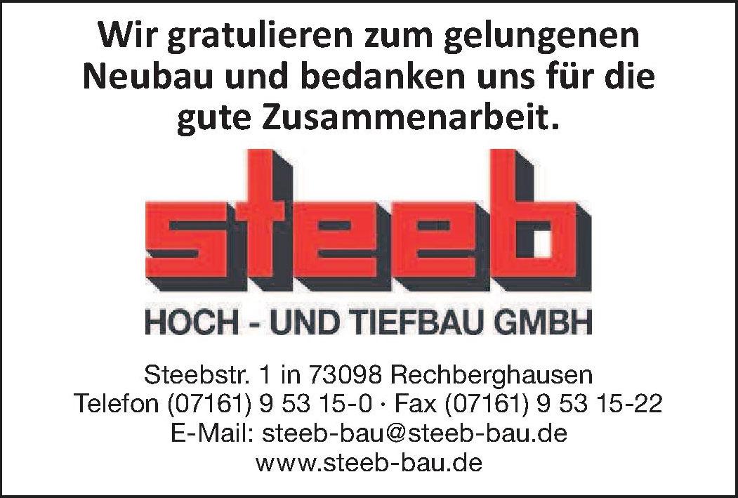 Steeb Hoch- und Tiefbau GmbH