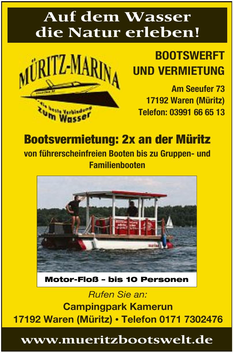 Müritz Marina GmbH