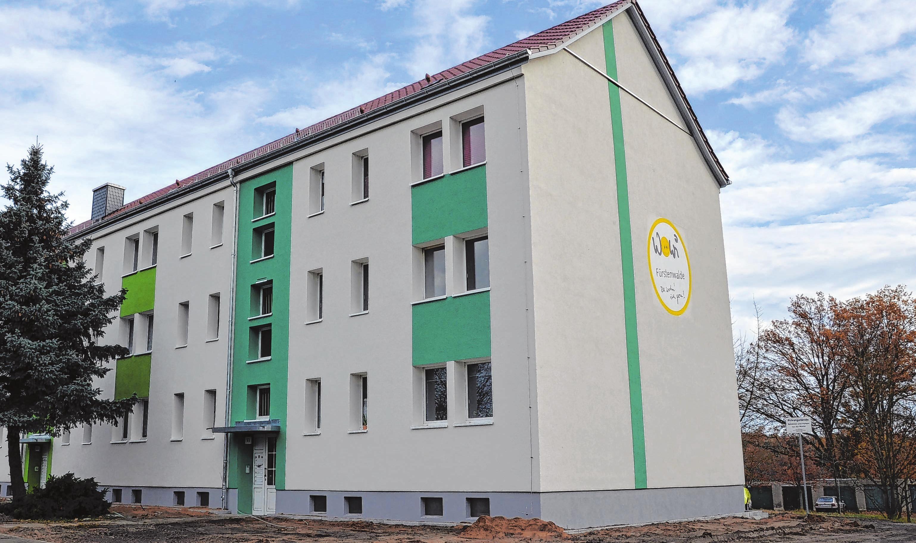Die Kosten der Baumaßnahmen beliefen sich auf rund 780.000 Euro. Im Dezember sollen alle Arbeiten abgeschlossen sein.Fotos: Vanessa Engel