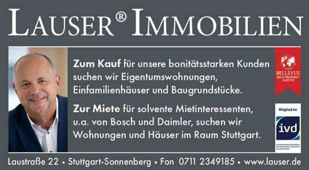 Lauser® Immobilien