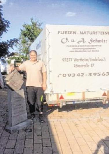 Olaf Schmitt ist stolz auf seine Firma, die er seit 25 Jahren durch Höhen und Tiefen führt.