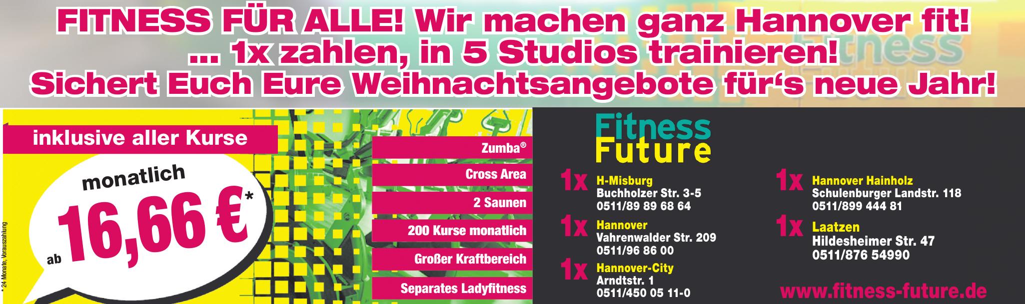 Fitness Future GmbH