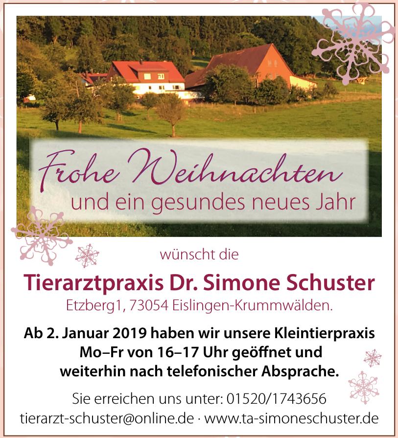 Tierarztpraxis Dr. Simone Schuster