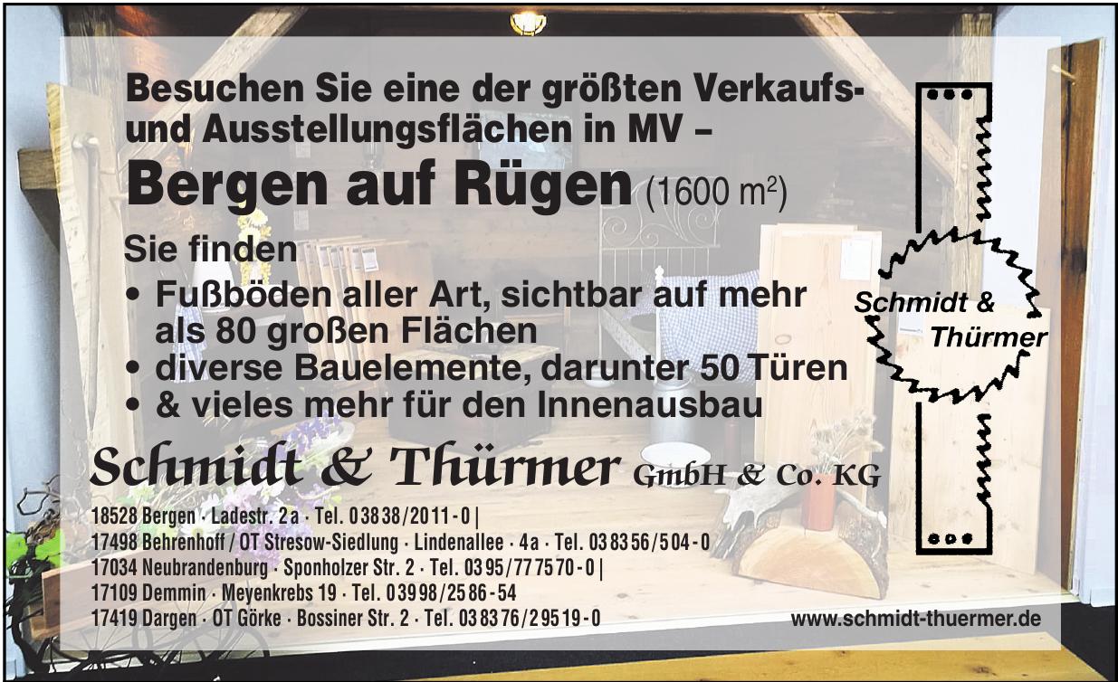 Schmidt & Thürmer GmbH & Co. KG