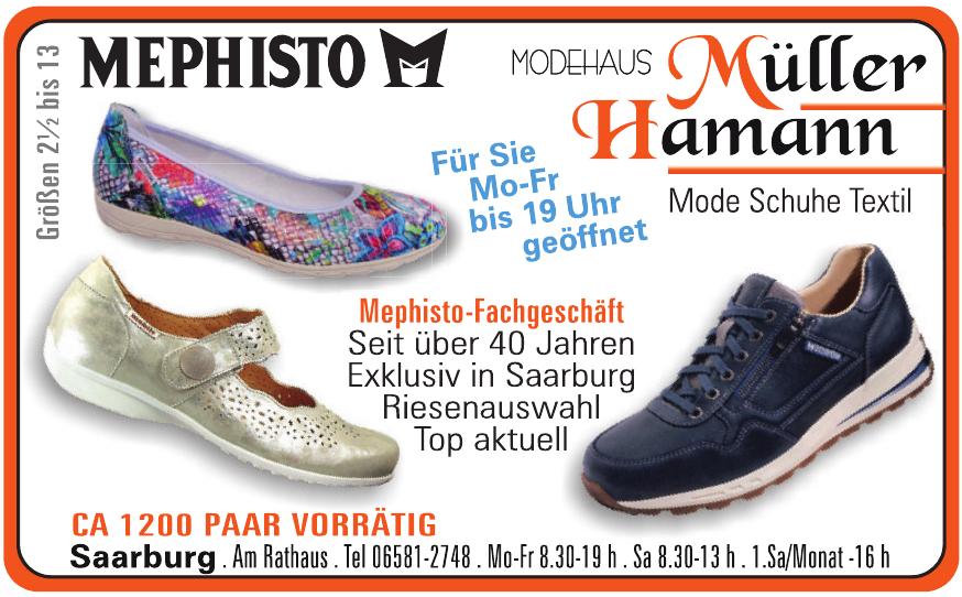 Modehaus Müller Hamann