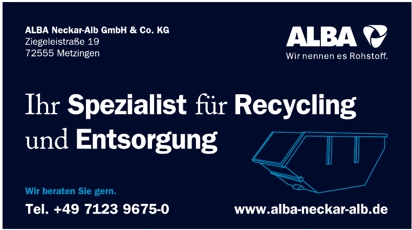 Alba Neckar-Alb GmbH & Co. KG