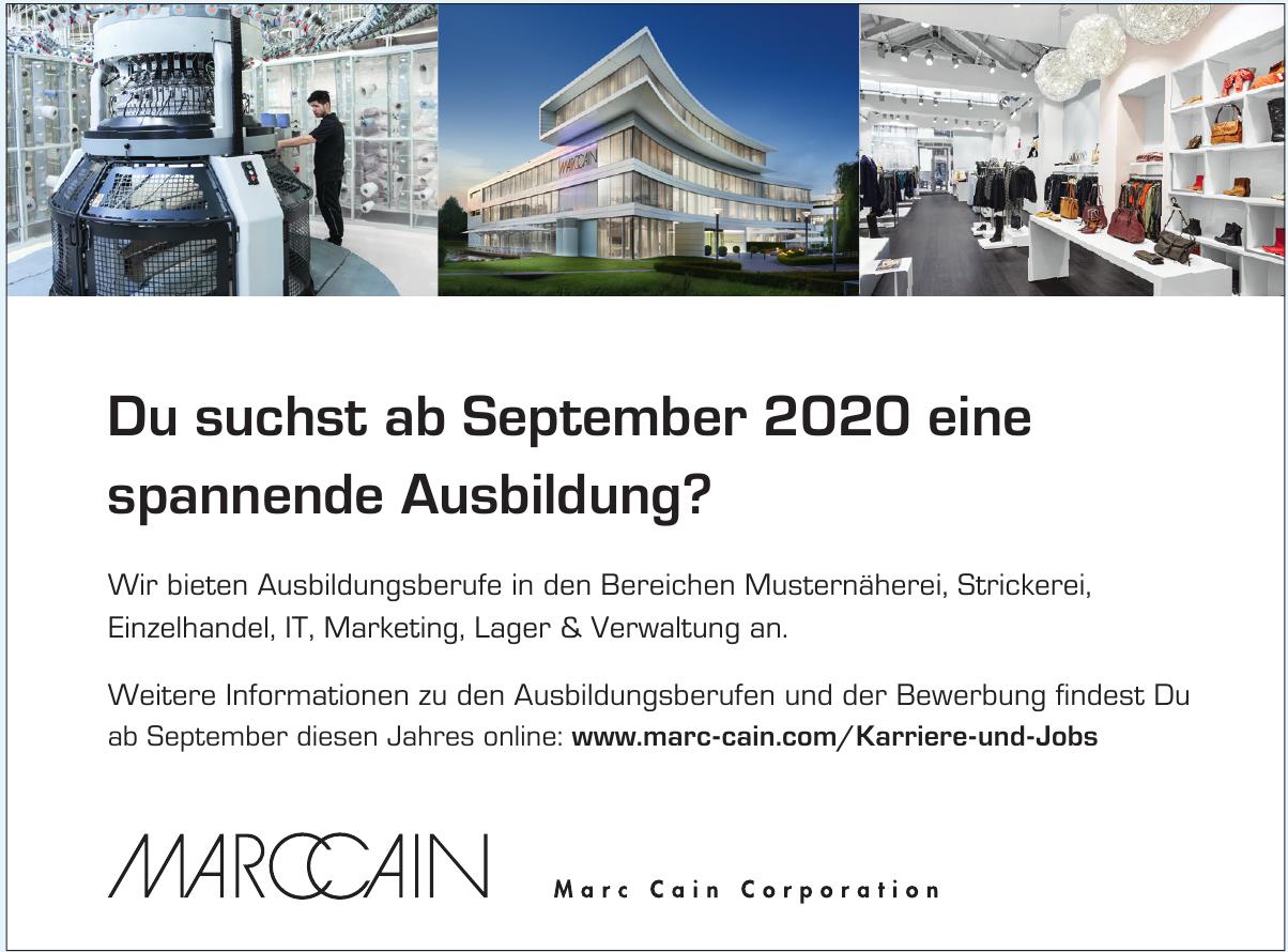 Marc Cain Corporation