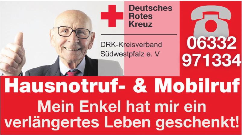 DRK-Kreisverband Südwestpfalz e.V