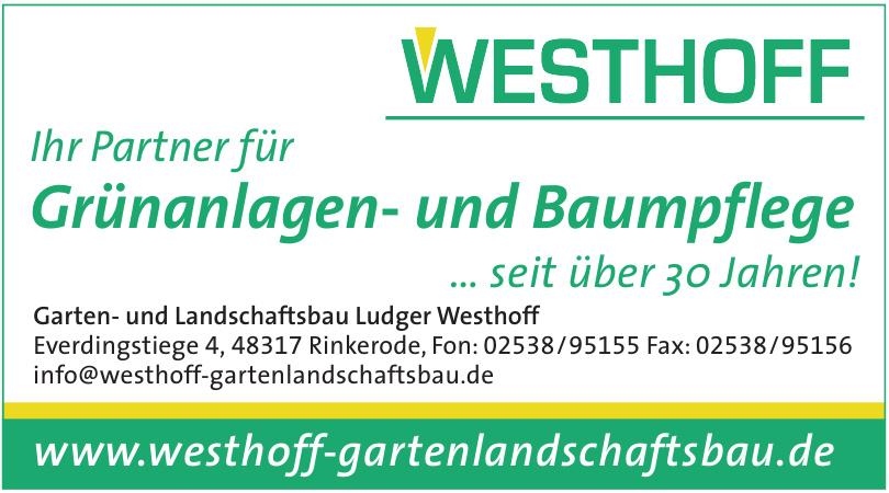 Garten- und Landschaff sbau LudgerWesthof