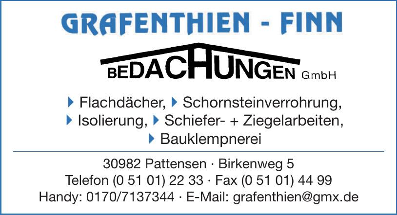 Grafenthien-Finn Bedachungen GmbH