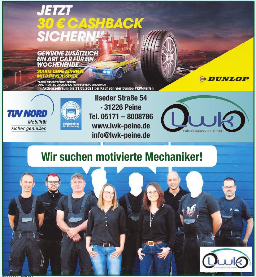 Lwk Fahrzeugservice GmbH