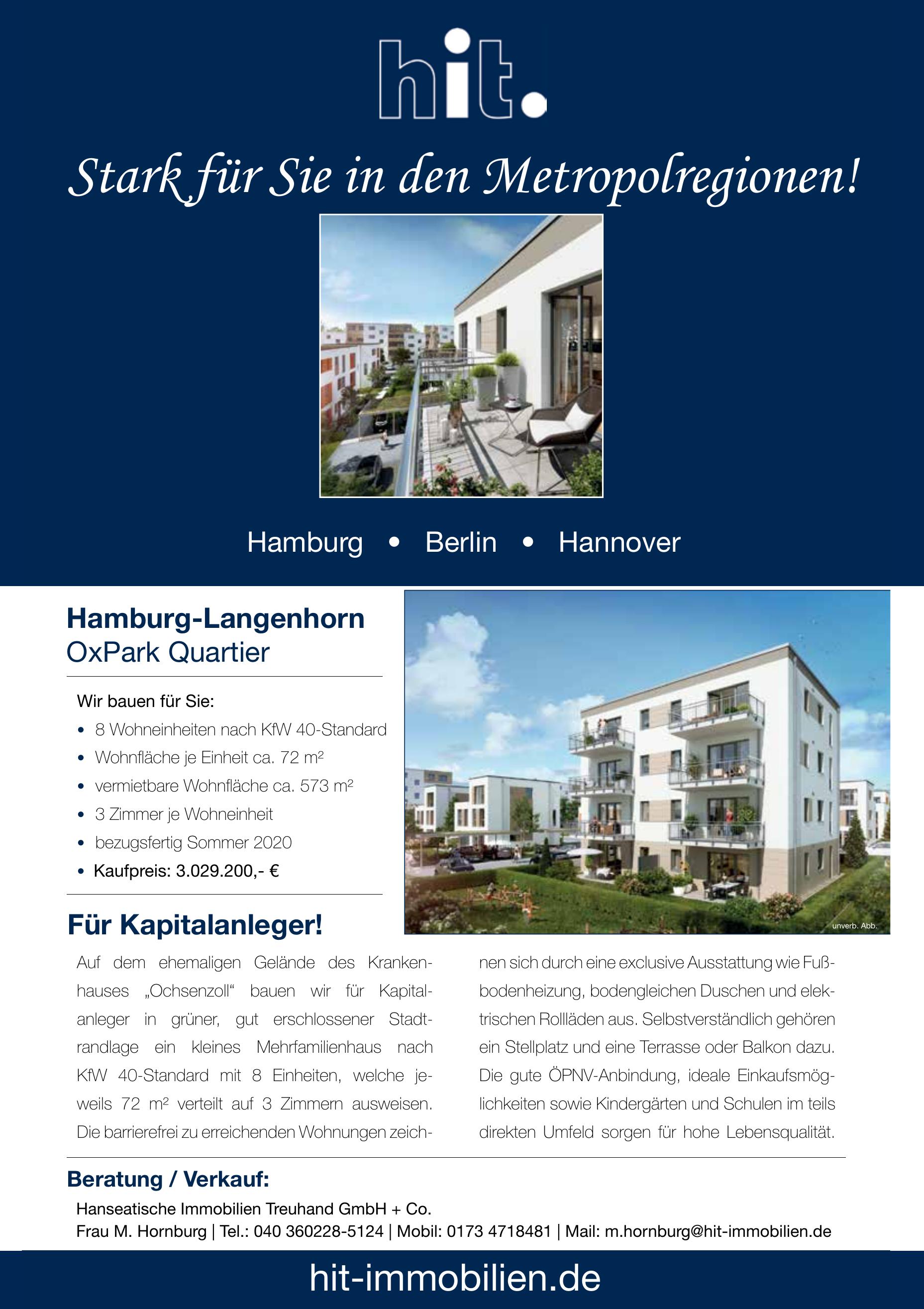 Hanseatische Immobilien Treuhand GmbH + Co.