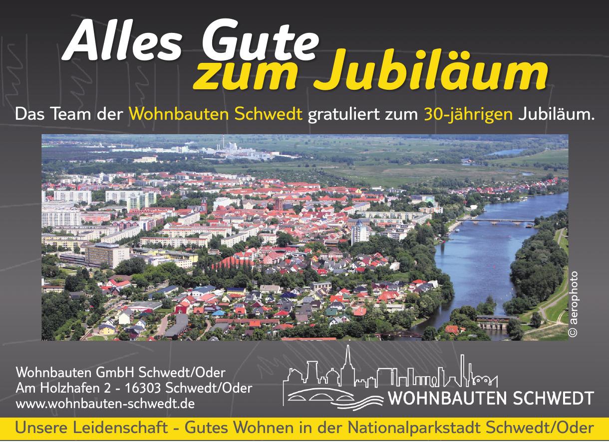 Wohnbauten GmbH Schwedt/Oder