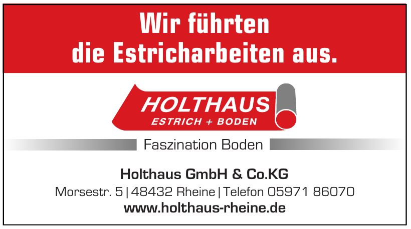 Clemens Holthaus GmbH & Co.KG