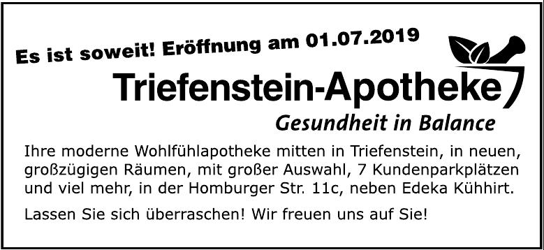 Triefenstein-Apotheke