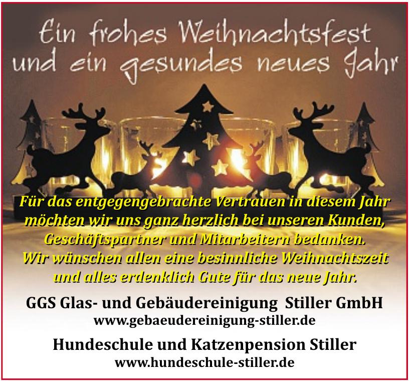 GGS Glas- und Gebäudereinigung Stiller GmbH