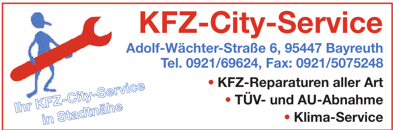 KFZ-City-Service