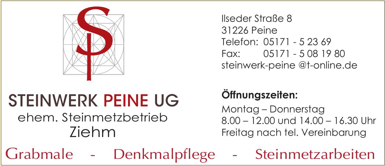 Steinwerk Peine UG