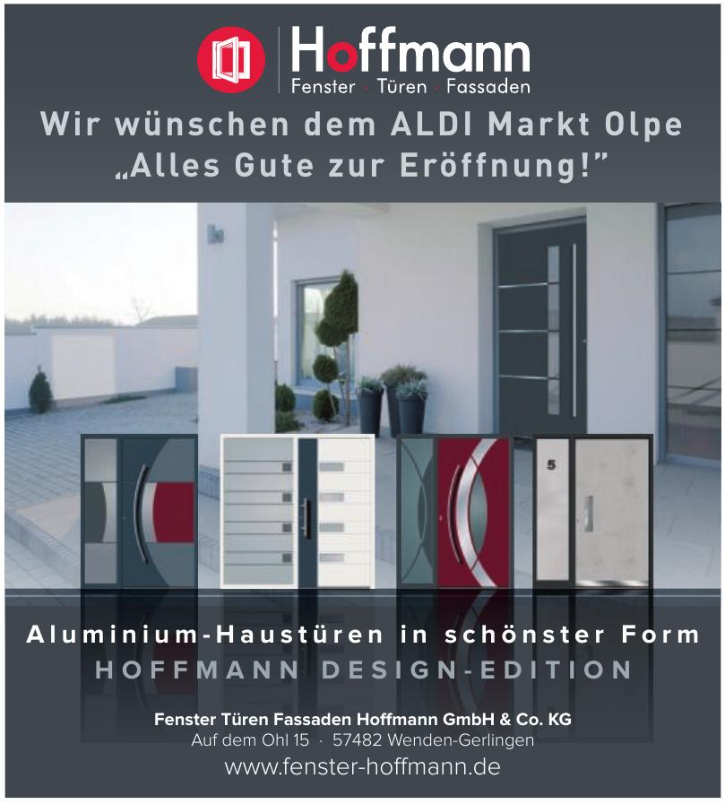 Fenster Türen Fassaden Hoffmann GmbH & CO. KG