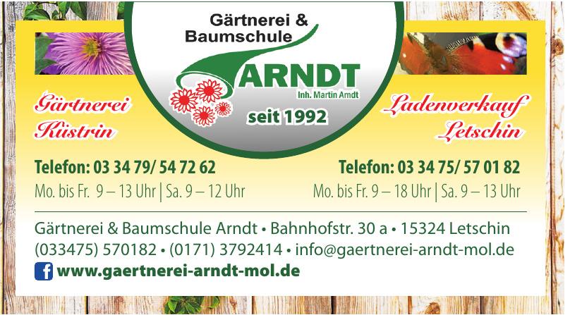 Gärtnerei & Baumschule Arndt