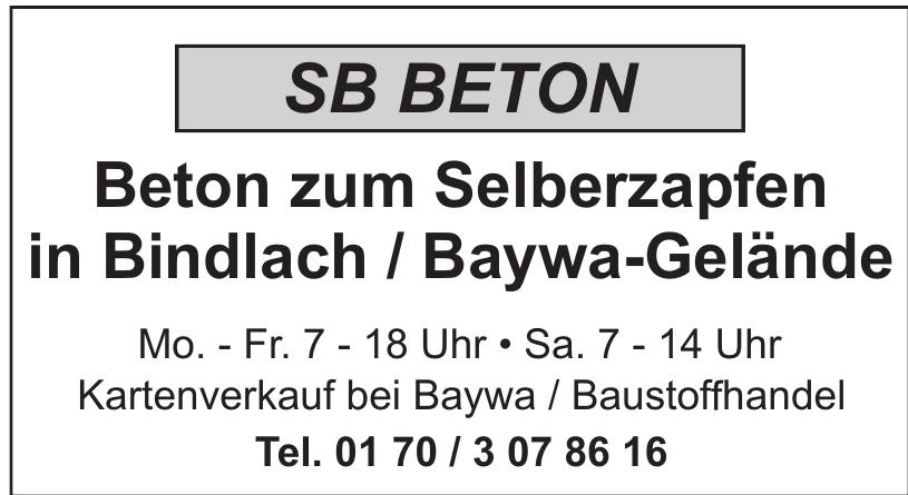 SB Beton