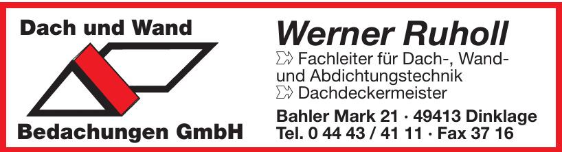 Werner Ruholl Bedachungen GmbH