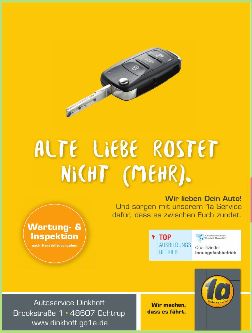 Autoservice Dinkhoff GmbH