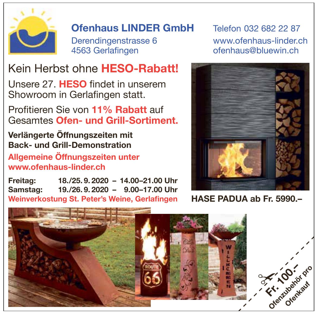 Ofenhaus Linder GmbH