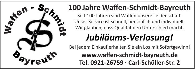Waffen Schmidt Bayreuth