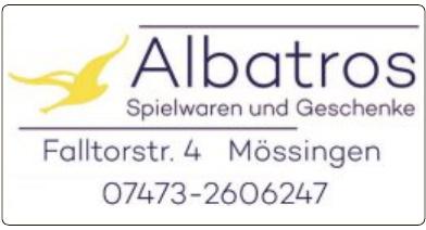 Albatros Spielwaren + Geschenke
