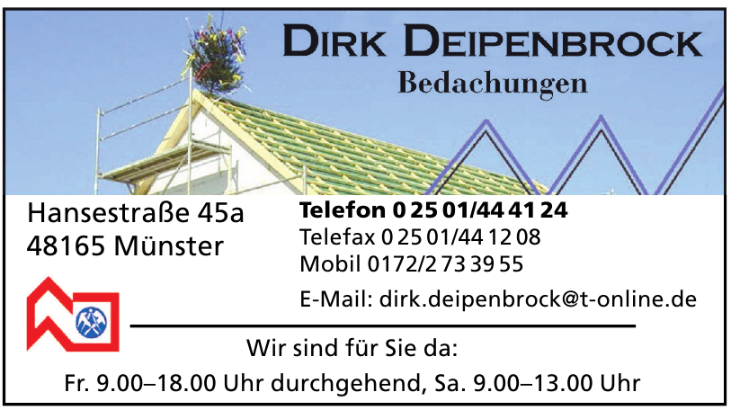 Dirk Diepenbrock Bedachungen