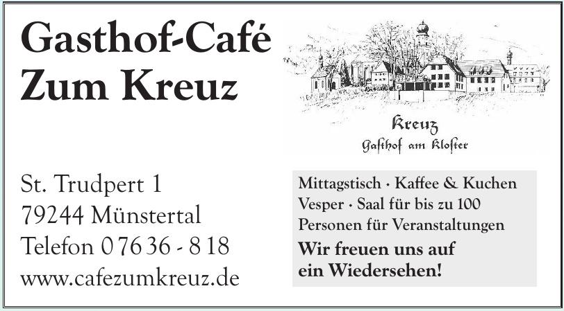 Gasthof-Café zum Kreuz