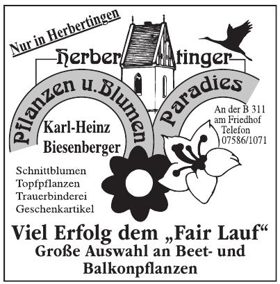 Herbertinger Pflanzen u. Blumen Paradies