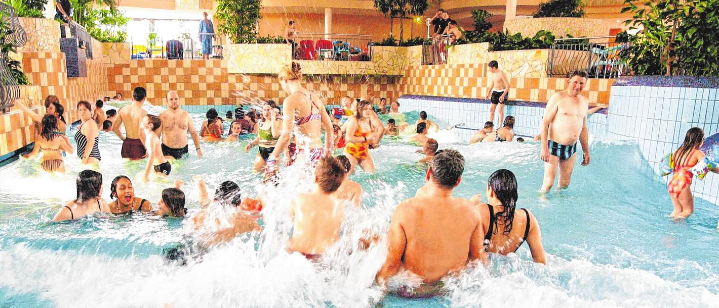 Deutschlands erste Spaßbad-Flatrate