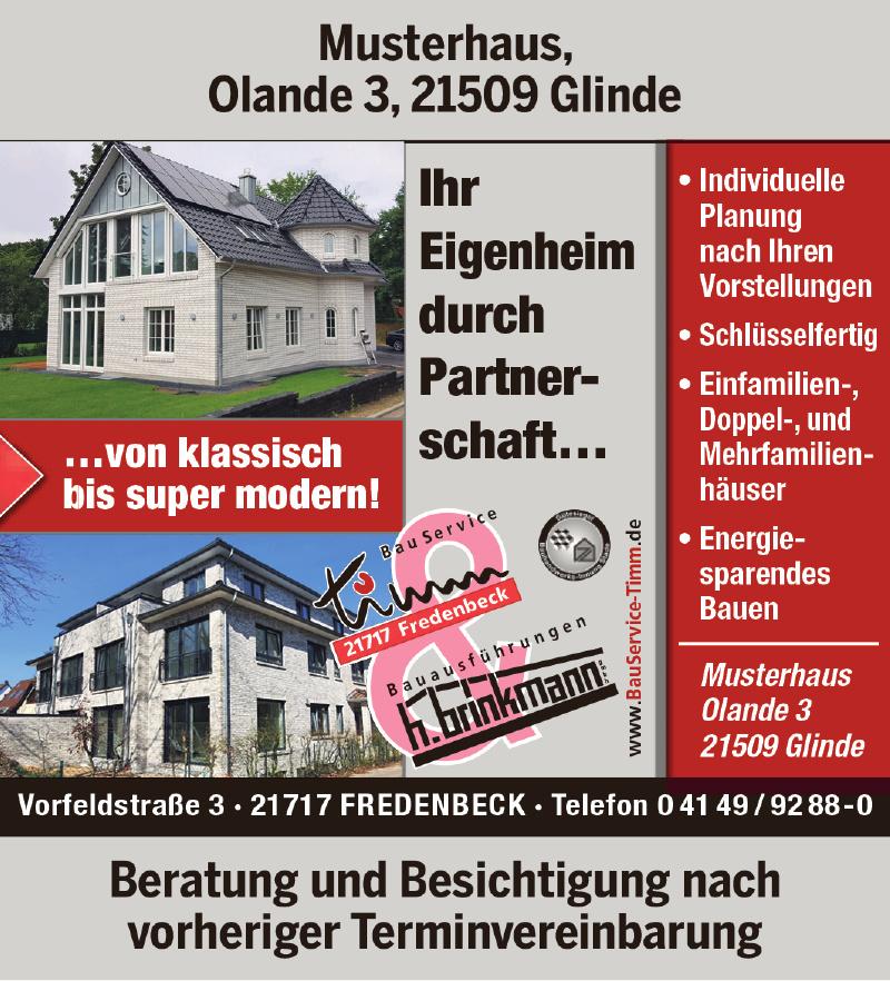 H. Brinkmann Bauausführungen GmbH