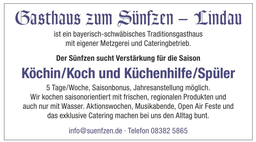 Gasthaus zum Sünfzen – Lindau