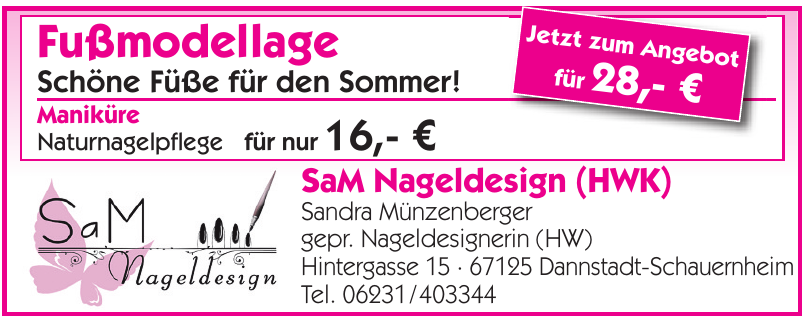 SaM Nageldesign (HWK)