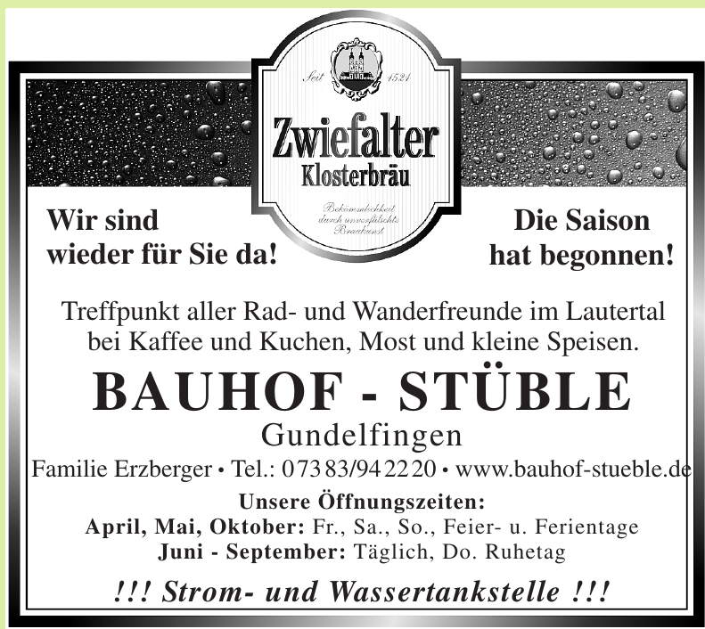 Bauhof-Stüble