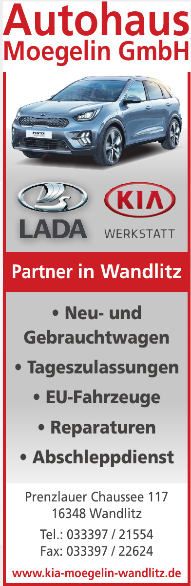 Autohaus Moegelin GmbH